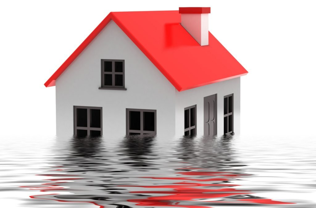 Home Insurance Fort Worth TX Excludes Flood